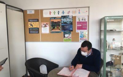 CRÉATION D'UN CENTRE TERRITORIAL AMBULATOIRE «COVID 19»