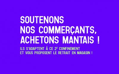 MANTES-LA-JOLIE : CLICK & COLLECT – COMMERCES OUVERTS