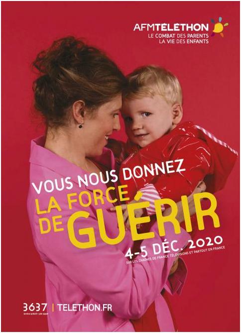 MANTES-LA-JOLIE : TÉLÉTHON 2020