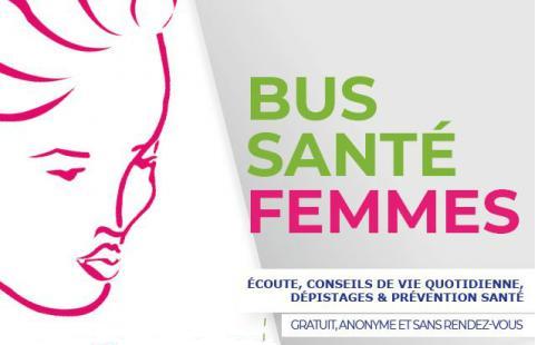 MANTES-LA-JOLIE : BUS SANTÉ FEMMES