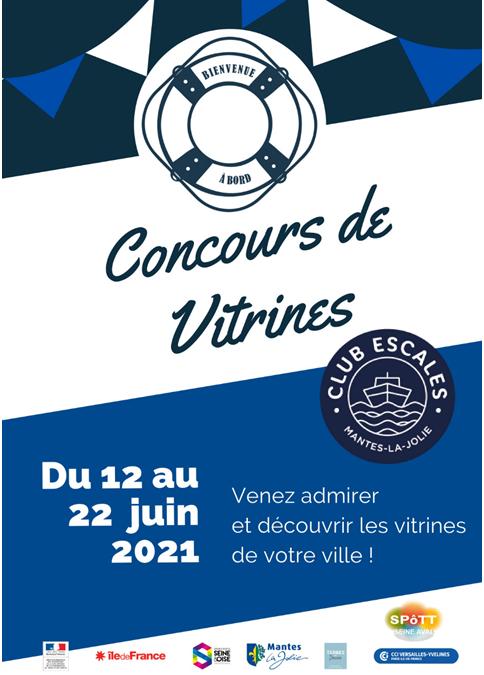 MANTES-LA-JOLIE : CONCOURS DE VITRINES
