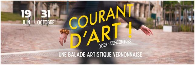 VERNON : UN COURANT D'ART DANS LES RUES