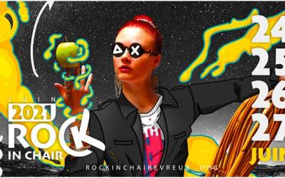 ROCK IN CHAIR ÉVREUX 2021