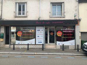 JOURNAL LUNDI 12 JUILLET 2021 Interview de Patrick Robuchon, président d'Initiative Seine Yvelines, et Jean-Marc Pommier, maire de Bonnières sur Seine. Ils reviennent sur le concept de «Ma boutique à l'essai», dispositif lancé sur la commune depuis le 6 juillet.