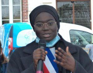 journal mardi 20 juillet 2021 : Interview de Fatimata Diop, conseillère municipale déléguée à Mantes la Ville, en charge de la jeunesse, de l'insertion professionnelle, des jeunes et de la politique de la ville.