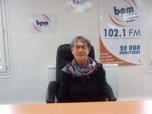 BPM reçoit l'association AMDIS. Retrouvez sa présidente Marie-José Etondo.