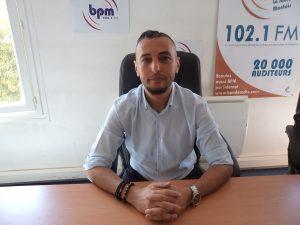 BPM reçoit Mohamed El Kalchi, président de  l'AFC MANTES EN YVELINES dans le journal des sports du 12 juillet 2021.