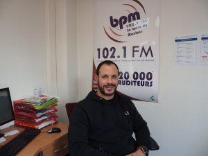 Journal lundi 05 juillet 2021 : Stéphane Rey, responsable pédagogique de l'ASM Sport adapté, a coordonné l'Ecole S'Handifférence