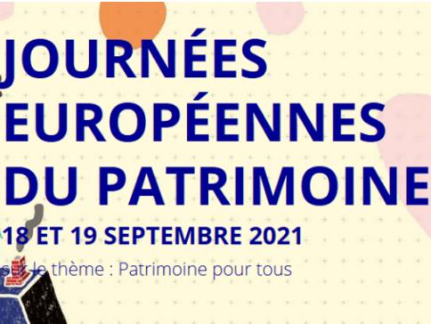 SNA : Journées Européennes du Patrimoine