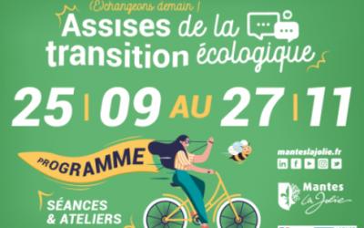 Mantes-la-Jolie : Assises de la transition écologique