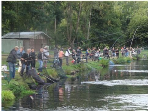 Bueil : Concours de pêche aux blancs