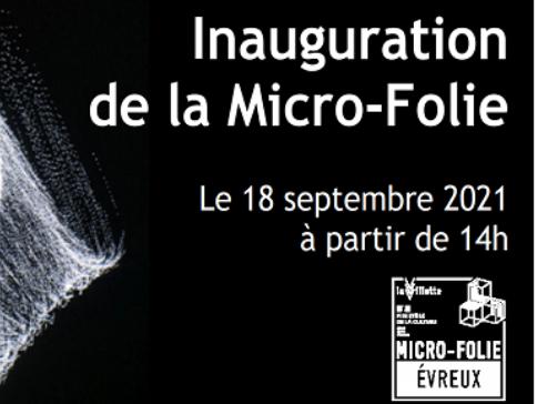 Evreux : Inauguration de la Micro-Folie