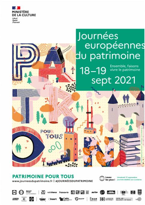 programme des journées européennes du patrimoine à Mantes-la-Jolie
