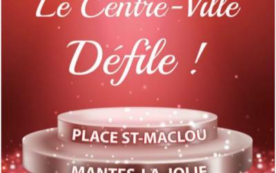 Mantes-la-Jolie : Le Centre-ville défile