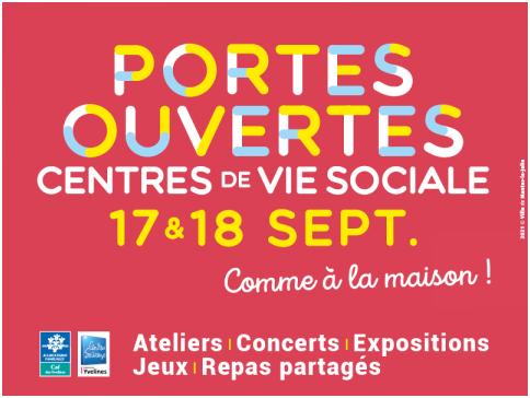 des journées portes ouvertes sont organisées dans les CVS de Mantes-la-Jolie