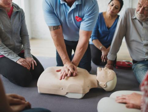 Vernon : Formation aux gestes des premiers secours