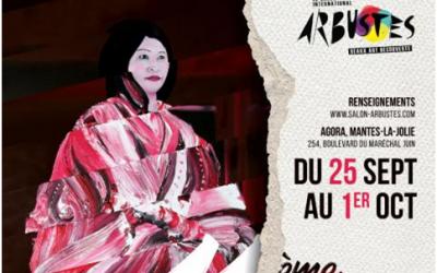 Mantes-la-Jolie : Salon Arbustes