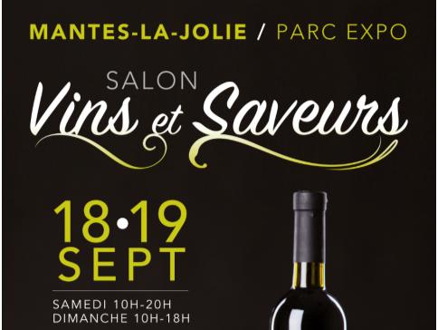 Mantes-la-Jolie : Salon Vins et Saveurs