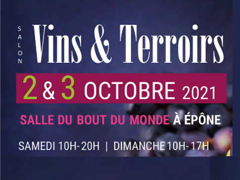 Epône : Salon des Vins et Terroirs