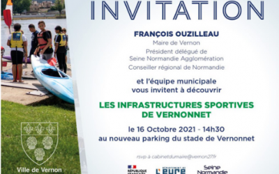 Vernonnet : infrastructures sportives